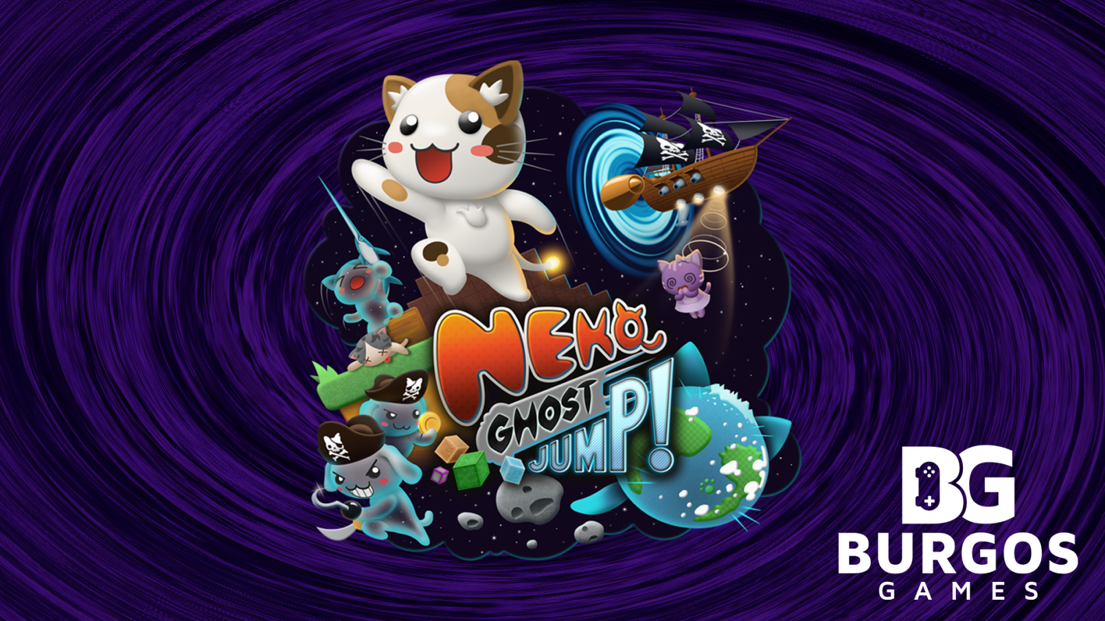 Neko Ghost, Jump! – Developer Interview